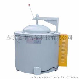 熔铝炉 铸铝熔炼炉 压铸熔铝炉 电机转子铸铝熔炼炉