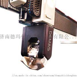 五轴联动雕刻机CNC数控加工中心U型五轴头