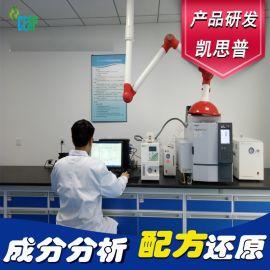 水处理剂模拟配方还原成分分析