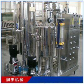 饮料汽水混合机立式圆筒高速多功能机械混合机
