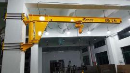 125KG悬臂吊壁式旋臂起重机 单臂式起重机 墙壁式起重机