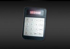 公交系统收费键盘YD-516D-05