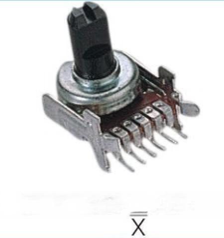 旋转电位器