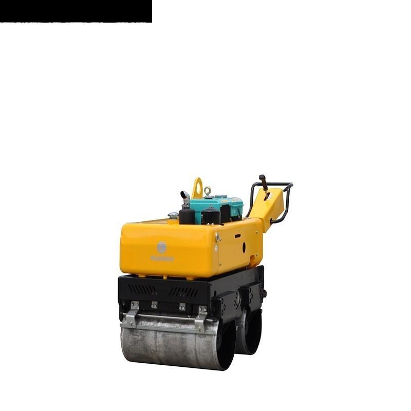 人力转向电磁离合振动760kgRWYL33S手扶压路机美国轻载型变量柱塞泵美国摆线液压马达驱动变速行走*价格可议