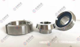 高品质不锈钢活接 不锈钢由任 304活接 螺纹活接 卫生级活接