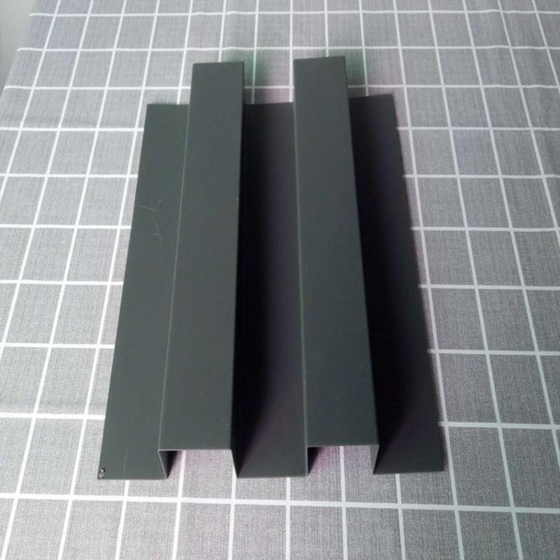 廠家定製鋁長城板工程裝飾材料木紋鋁長城板規格