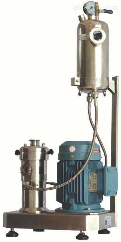研發用膠體磨 小試膠體磨爲量產提供可靠依據