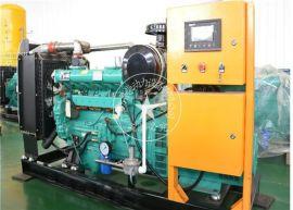 天然气发电机50KW千瓦沼气发电机环保支持船用发电机组