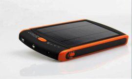 厂家批发 太阳能移动电源 23000毫安 太阳能 手机 笔记本充电宝