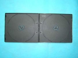 7MM 小双面普通PP盒子DVD盒子(YP-D810H)