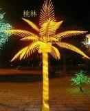 桃林LED树灯-YA312椰树灯