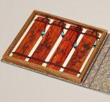 高档红木礼品书签四件套,房地产开盘礼品,节日促销展会礼品定制