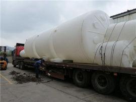 郑州10吨PE水塔, PE搅拌塑料储罐10吨