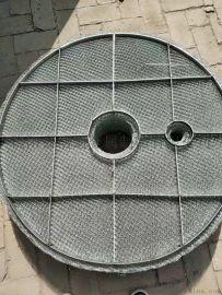 不锈钢丝网除沫器下装式丝网除沫器 浩迪