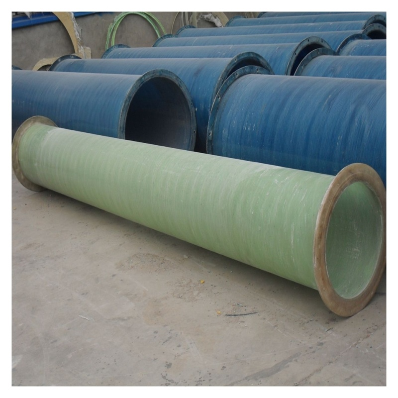 夹砂排水管玻璃钢通风管道