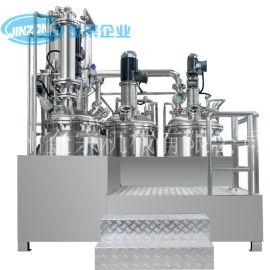 树脂生产设备 水性PU树脂成套生产设备