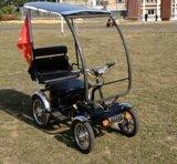 四轮太阳能电动车 电动汽车 太阳能电动车