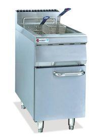 厨房设备炸炉连柜座 Deep Fryer Catering Equipment