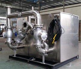 TJPS别墅地下室厕所污水提升一体化设备,君邺污水提升器
