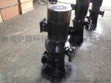 WL型乾式無堵塞排污泵,WL5.5kw/4