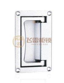 飞雷柜锁 LS02-2电柜拉手, 锌合金电镀拉手, 电器控制柜把手