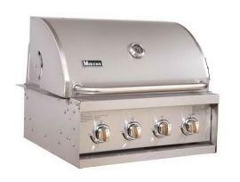 G31004嵌入式不锈钢燃气烧烤炉头