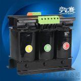 竞克赛SG-5000VA 铜三相380V转220V 5KW机床用干式隔离伺服变压器