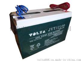 12V100AH  胶体免维护密封铅酸蓄电池 太阳能路灯电池