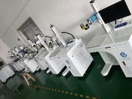 深圳五金塑胶激光打标刻字镭雕机厂家