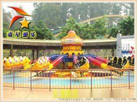 童星游乐 低价销售 弹跳机 广场新型游乐设备