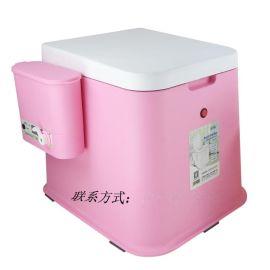 易洁康移动坐便器老人马桶环保畅销多功能独立加高移动座便宝