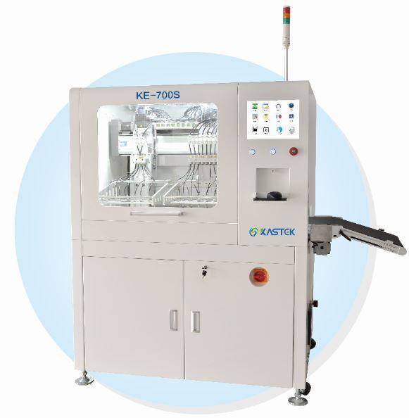 KE-700在线全自动PCB分板机