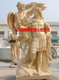 供應大理石西洋人物雕像、歐式西方人體雕塑