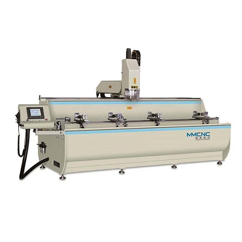 数控钻铣床 铝型材数控加工设备