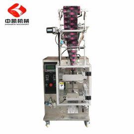 小型立式全自动粉剂定量包装机面粉洗衣粉爽身粉螺杆计量包装机