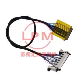 苏州汇成元电子供应I-PEX 20454-230T TO JAE FI-RE51CL 液晶屏线