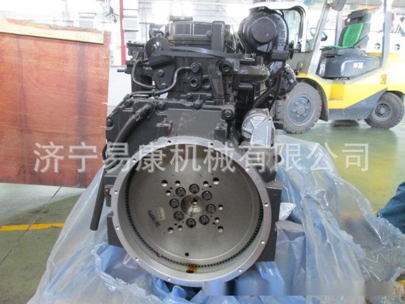 康明斯發動機QSB6.7-C220 全新總成 適配裝載機 庫存柴油機