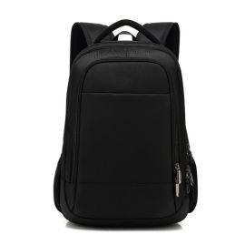 上海方振批发定做学生背包男笔记本双肩电脑包牛津布 旅行背包