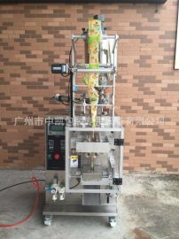 厂家批量供应ZK-60Y液体自动包装机 自动包装沐浴露、洗发水