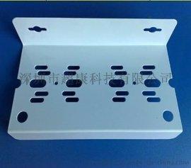 10寸双级前置过滤器铁片 挂板 固定板