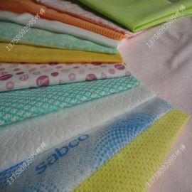 竹纖維水刺清潔抹布  洗碗布  印花擦布