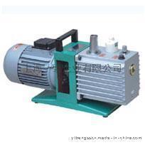 上海一泵2XZ系列双级旋片式真空泵