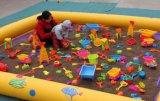南寧充氣海洋球池出租,北海充氣攀巖租賃,兒童節沙灘遊戲道具出租出售