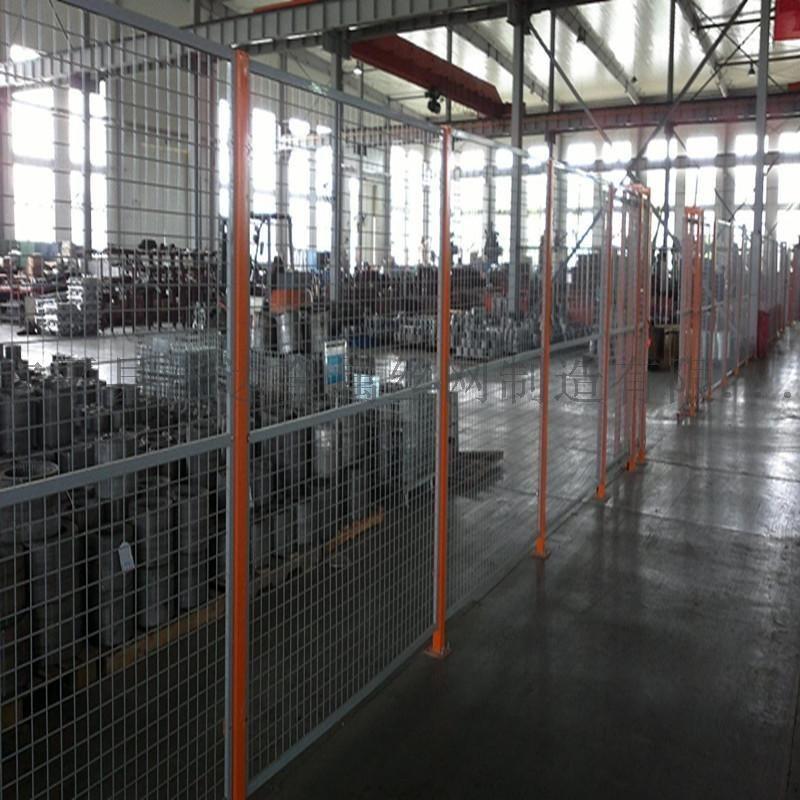 安平沃達現貨廠區車間倉庫隔離網1.5/2.0米