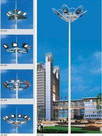 高杆燈廠家有哪些可定制升降高杆燈球場公園廣場高杆燈