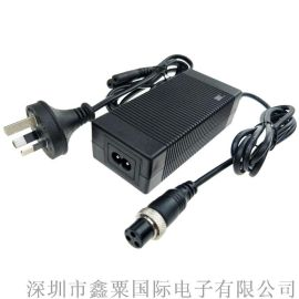 16.8V3A锂电池充电器 德国GS认证 IEC61558标准16.8V3A锂电池充电器