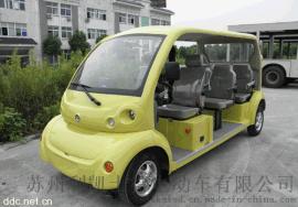 8座觀光電瓶車,景區旅遊觀光車