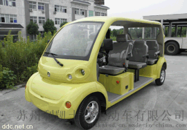 8座观光电瓶车,景区旅游观光车