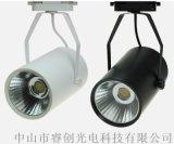 高顯指(RA>85)軌道燈,長筒COB軌道燈