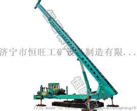 液压CFG打桩机 灌柱桩CFG工艺打桩机热